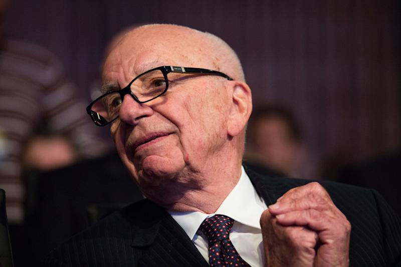 <strong>The CMA has warned Rupert Murdoch's Sky takeover would give the media mogul family 'too much influence' </strong> (Bloomberg via Getty Images)