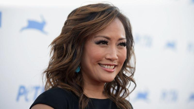 You carrie ann inaba apologise, but