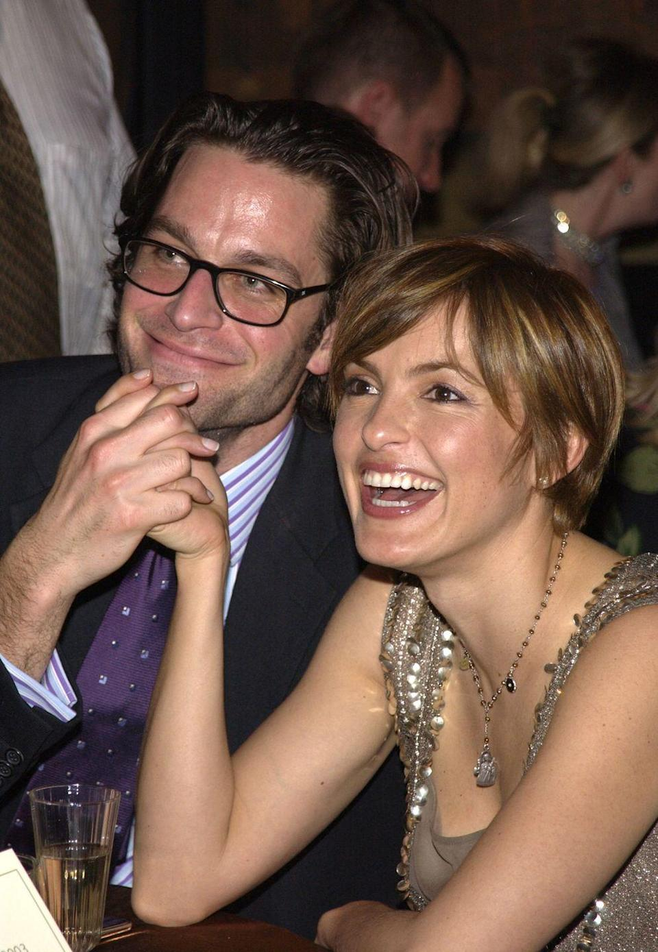 Mariska Hargitay and Her Husband Peter Hermann Are the Perfect Match