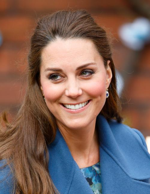Is Kate Middleton Embracing Gray Hair