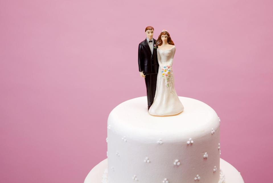 The wedding industry is among many sectors to be affected by the pandemic (Getty)