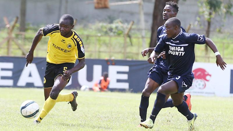 Tusker 0-0 Vihiga United: Brewers suffer frustrating draw at home