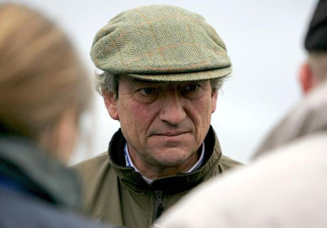 Luca Cumani to relinquish the reigns of his successful Bedford House stables (AFP Photo/Matthew Stockman)