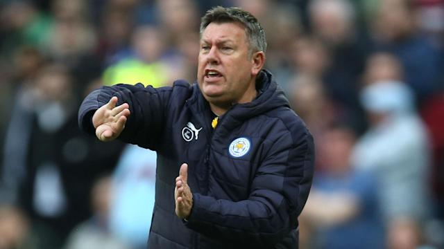 Jamie Vardy, Robert Huth, Wilfred Ndidi and Islam Slimani are all one yellow card away from a suspension, concerning Craig Shakespeare.