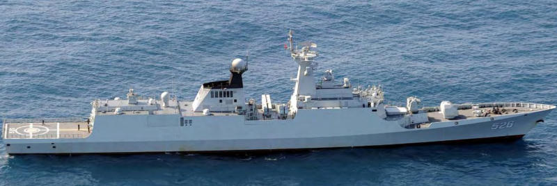 Japan accuses China of using weapons radar on ship