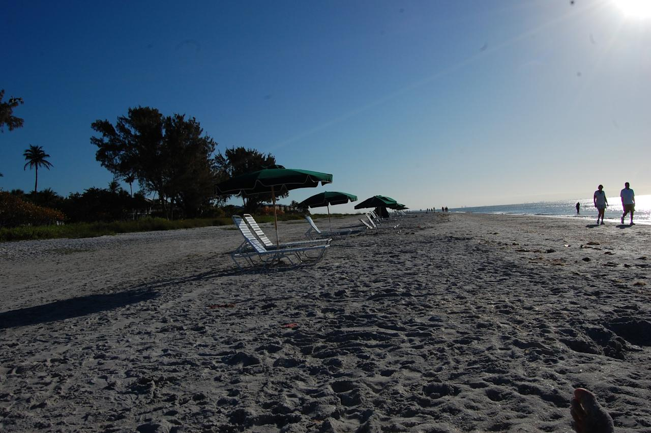 Best Beaches In Florida For Singles