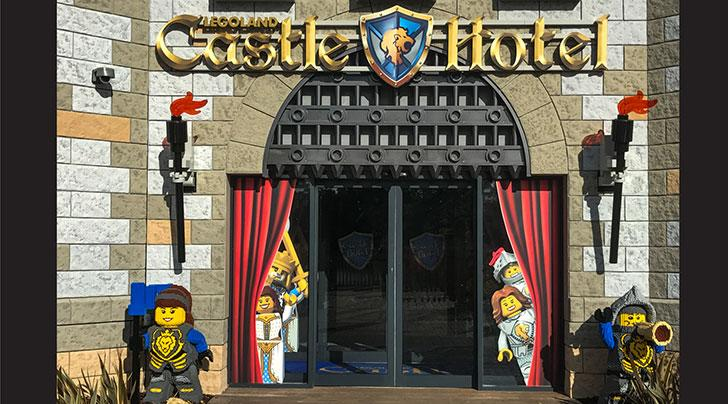 Legoland California Is Opening Its First U S Castle Hotel