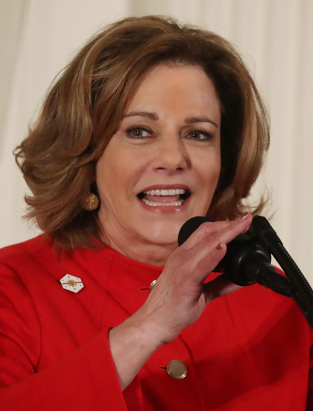 K.T. McFarland, who served as President Donald Trump's deputy national security adviser, pulled her nomination for U.S. ambassador to Singapore after she came under scrutiny by investigators looking into contacts between Trump's presidential campaign and Russian operatives.