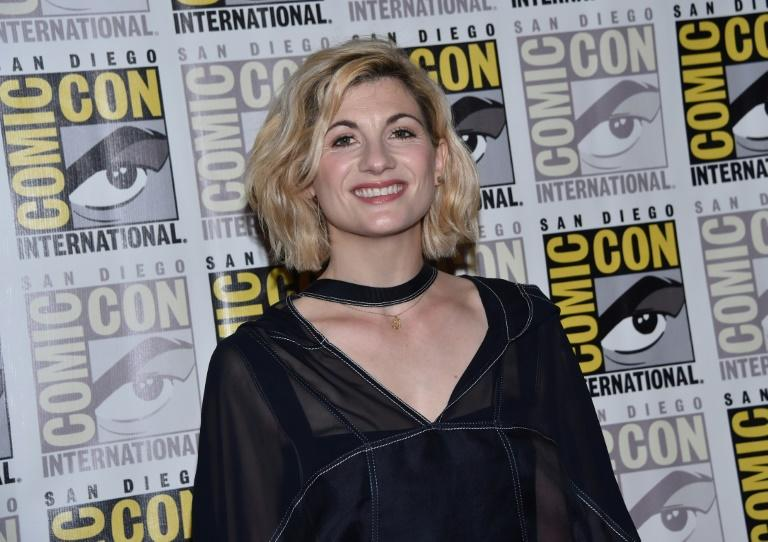 "Comic-Con got the first extended glimpse of Jodie Whittaker's debut as ""Doctor Who"""