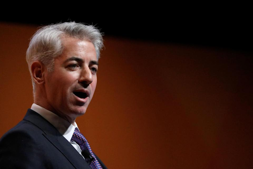 William 'Bill' Ackman, CEO and Portfolio Manager of Pershing Square Capital Management REUTERS/Brendan McDermid