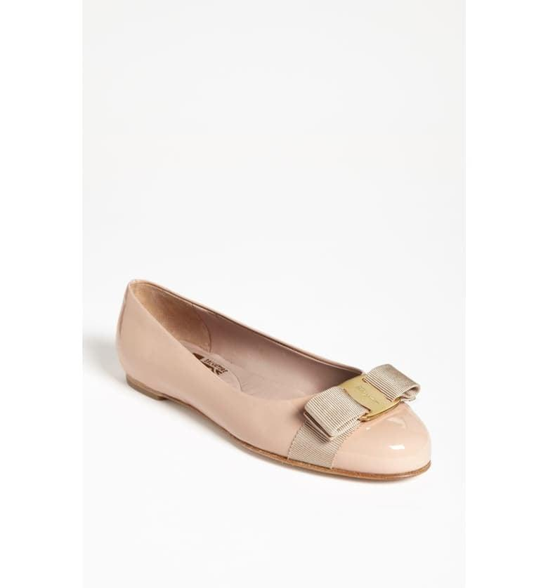"<p>You'll own these classic <a href=""https://www.popsugar.com/buy/Salvatore%20Ferragamo%20Varina%20Leather%20Flats-471064?p_name=Salvatore%20Ferragamo%20Varina%20Leather%20Flats&retailer=shop.nordstrom.com&price=575&evar1=fab%3Aus&evar9=44539774&evar98=https%3A%2F%2Fwww.popsugar.com%2Ffashion%2Fphoto-gallery%2F44539774%2Fimage%2F46408414%2FSalvatore-Ferragamo-Varina-Leather-Flats&list1=shopping%2Cwedding%2Cshoes%2Cflats&prop13=mobile&pdata=1"" rel=""nofollow"" data-shoppable-link=""1"" target=""_blank"" class=""ga-track"" data-ga-category=""Related"" data-ga-label=""https://shop.nordstrom.com/s/salvatore-ferragamo-varina-leather-flat-women/2950723?origin=category-personalizedsort&amp;breadcrumb=Home%2FWomen%2FShoes%2FFlats%2FBallet&amp;color=new%20bisque"" data-ga-action=""In-Line Links"">Salvatore Ferragamo Varina Leather Flats</a> ($575) for years to come, making them a great investment.</p>"