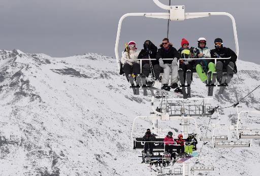 Snow woes: Europe ski resorts in anxious wait for white Christmas
