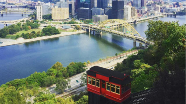 The 15 Most Instagrammable Spots In Pittsburgh