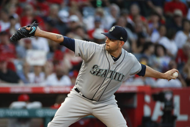 James Paxton (AP Photo/Jae C. Hong)