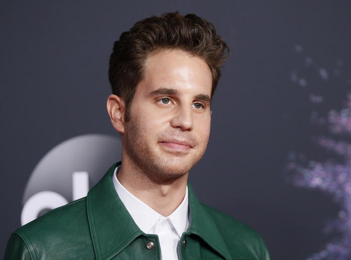 Actor Ben Platt says he battled COVID-19 in March. (Photo: REUTERS/Danny Moloshok)