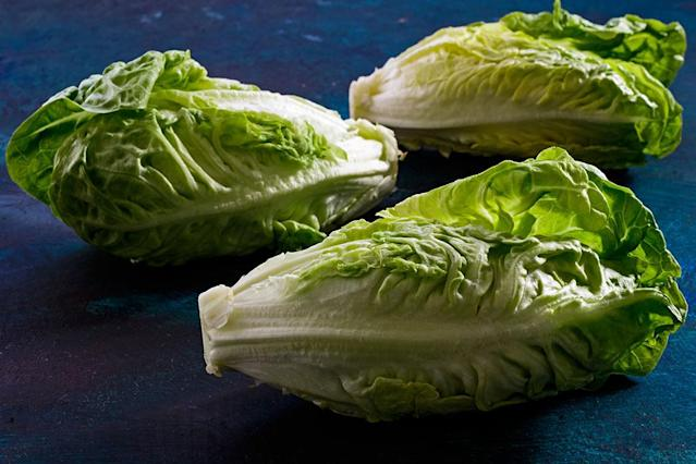 Romaine lettuce (Photo: Getty Images)