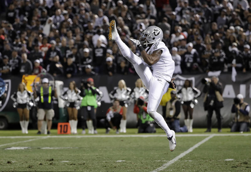 The Raiders suddenly cut Marquette King, their punter since 2013. (AP)