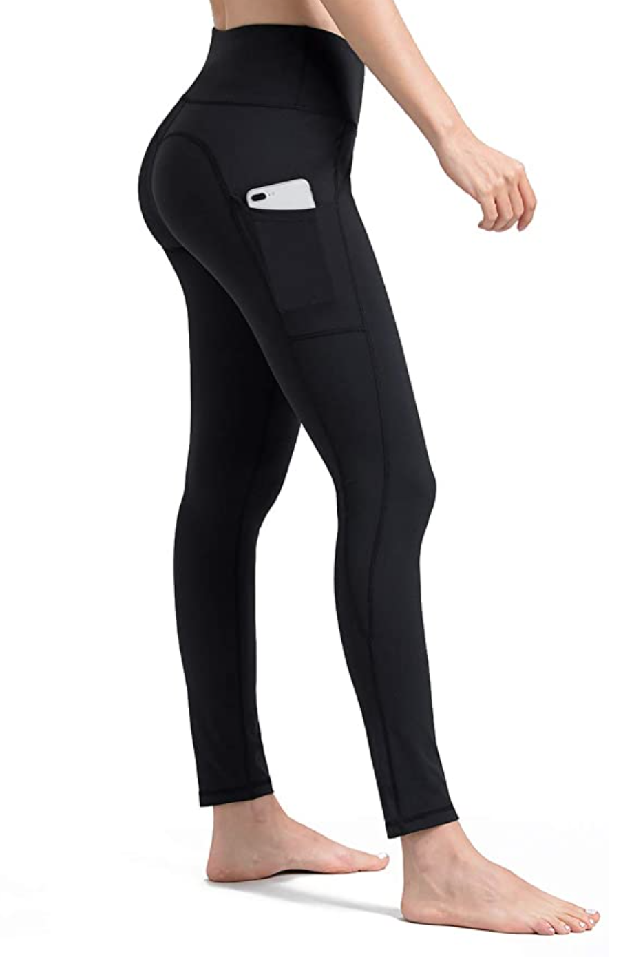 Along Fit Yoga Pants in Black (Photo via Amazon)