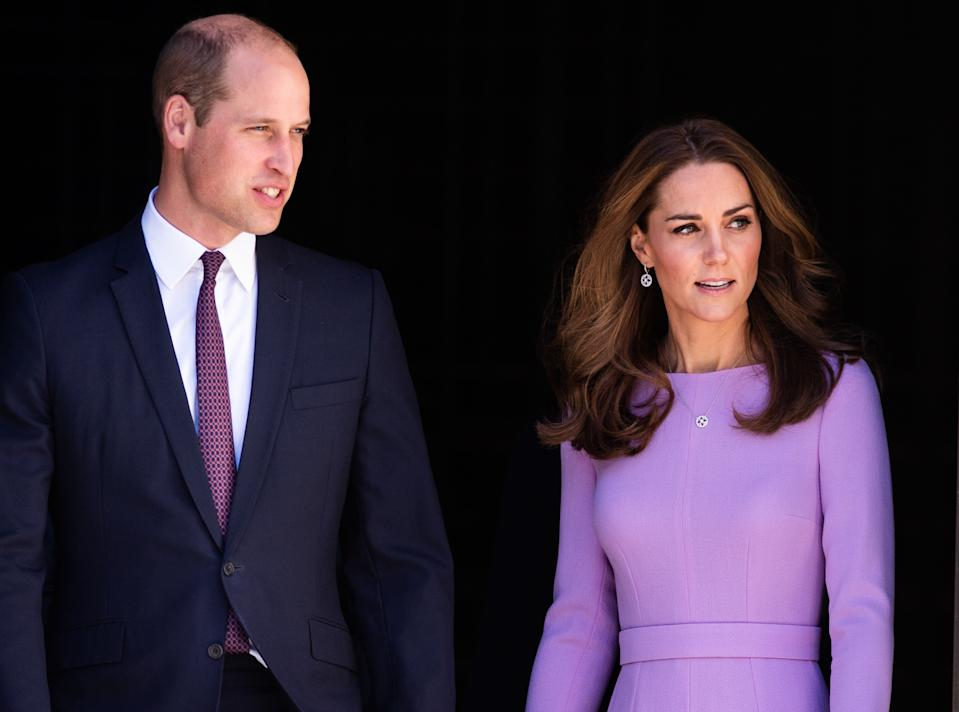 Prince William and Kate Middleton have paid tribute to those affected by Australia's bushfires. Photo: Getty