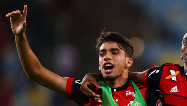 Juventus are interested in pursuing a move for Flamengo midfielder and rising star Lucas Paquetá but are set to face stiff competition from rivals Milan and Lazio. The 20-year-old playmaker for the Brazilian outfit has attracted interest from a host of European clubs but remains under contract with Flamengo until 2020, with a release clause of €48m - as per Corriere dello Sport. Juventus, who are closing in on their seventh consecutive league title, are eager to bolster their ranks in the...
