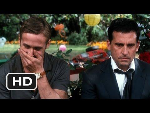 """<p>Steve Carrell has played his fair share of middle-aged men in the midst of identity crises (<em>The </em><em>40-Year Old Virgin, Dan In Real Life, The Way Way Back</em>), but his role in this surprising, big-hearted rom-com stands out. After learning that his wife (Julianne Moore) cheated on him with a coworker (Kevin Bacon), Carrell's Cal Weaver feels like his life has stalled. He meets a swaggering player (Ryan Gosling) who teaches Cal the art of womanizing. Obviously, things don't go as planned. The film is saved from being cheesy and predictable because of its stacked cast (including a superbly unhinged <a href=""""https://www.townandcountrymag.com/leisure/arts-and-culture/a29356563/marisa-tomei-rose-tattoo-broadway/"""" rel=""""nofollow noopener"""" target=""""_blank"""" data-ylk=""""slk:Marisa Tomei"""" class=""""link rapid-noclick-resp"""">Marisa Tomei</a>) and bittersweet message.</p><p><a class=""""link rapid-noclick-resp"""" href=""""https://go.redirectingat.com?id=74968X1596630&url=https%3A%2F%2Fwww.hulu.com%2Fmovie%2Fcrazy-stupid-love-bef684f1-5ed3-4ffb-979b-9a336f2bd102&sref=https%3A%2F%2Fwww.townandcountrymag.com%2Fleisure%2Farts-and-culture%2Fg32317409%2Fbest-funny-movies-on-hulu%2F"""" rel=""""nofollow noopener"""" target=""""_blank"""" data-ylk=""""slk:Watch now"""">Watch now</a></p><p><a href=""""https://www.youtube.com/watch?v=8iCwtxJejik"""" rel=""""nofollow noopener"""" target=""""_blank"""" data-ylk=""""slk:See the original post on Youtube"""" class=""""link rapid-noclick-resp"""">See the original post on Youtube</a></p>"""