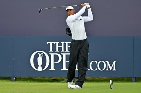 FILE PHOTO: PGA: The Open Championship - Second Round