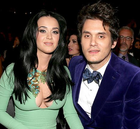 "Katy Perry, John Mayer Were ""Fighting"" Pre-Split"