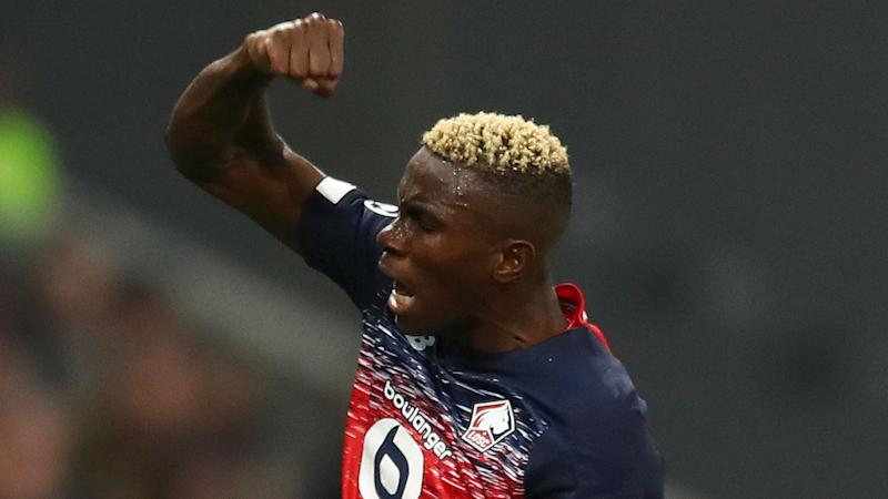 Lille have 'multiple offers' for Premier League-linked Osimhen