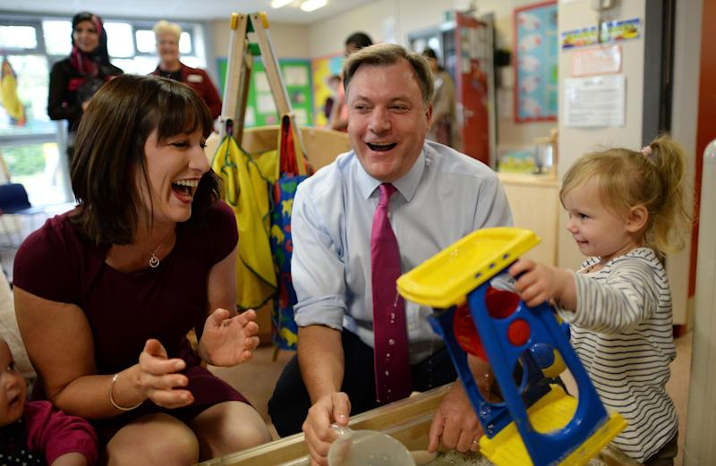 The introduction of Sure Startcentres was a flagship New Labour policy. (PA Archive/PA Images)