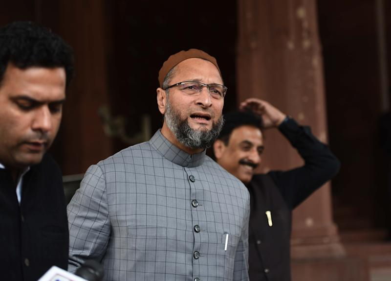 Asaduddin Owaisi On Citizenship Amendment Bill: 'India Is Secular, Every Political Party Should Oppose It'