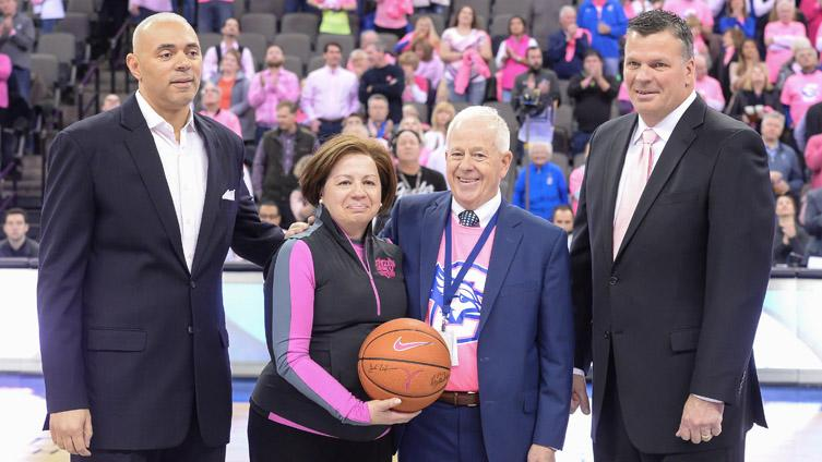 DePaul athletic director Jean Lenti Ponsetto retiring after 18 years at helm