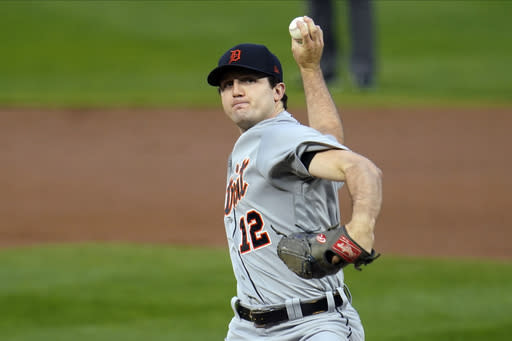 Young pitchers arrive for Detroit, but growing pains follow