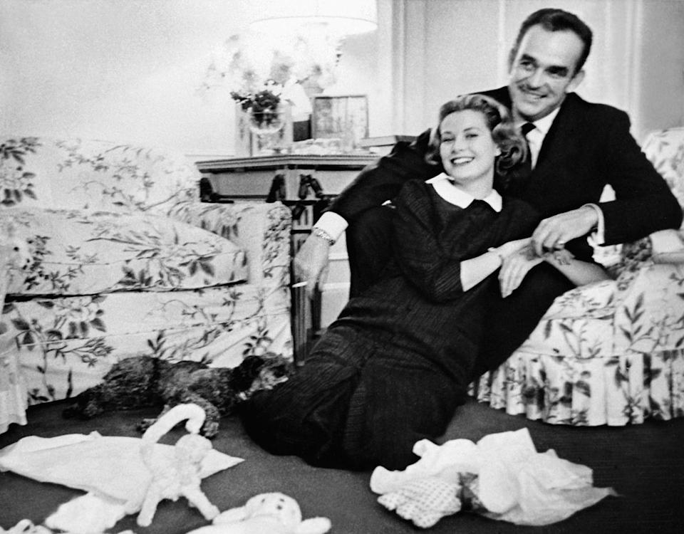 <p>Grace Kelly no doubt inspired women to look chic while pregnant, with her maternity ensembles.</p>