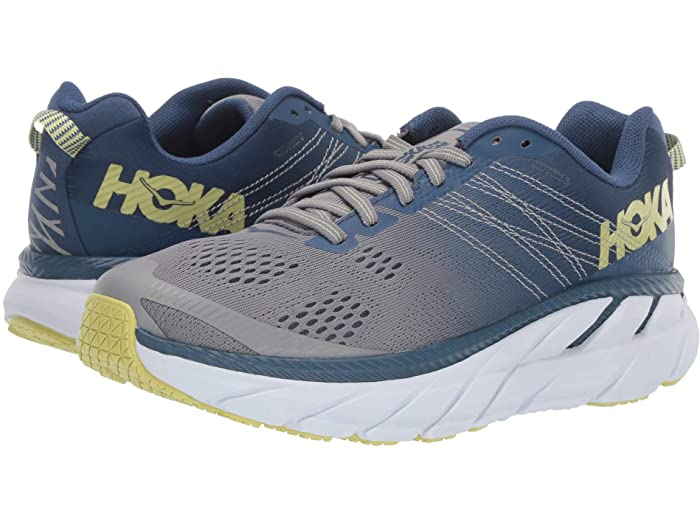 """<h3>Zappos</h3><br><strong>Dates: </strong>Limited time<br><strong>Sale: </strong><a href=""""https://www.zappos.com/women-sneakers-athletic-shoes/CK_XARC81wHAAQHgAQHiAgQBAhgc.zso?s=recentSalesStyle/desc/"""" rel=""""nofollow noopener"""" target=""""_blank"""" data-ylk=""""slk:New markdowns"""" class=""""link rapid-noclick-resp"""">New markdowns</a><br><strong>Promo Code:</strong> None<br><br>We're always watching the sale section of Zappos for <a href=""""https://www.zappos.com/women-sneakers-athletic-shoes/CK_XARC81wHAAQHgAQHiAgQBAhgc.zso?s=recentSalesStyle/desc/"""" rel=""""nofollow noopener"""" target=""""_blank"""" data-ylk=""""slk:markdowns on our favorite sneakers"""" class=""""link rapid-noclick-resp"""">markdowns on our favorite sneakers</a>. Our recent browse yielded a trove of finds from Asics, Hoka, Superga, and Onitsuka Tiger.<br><br><strong>Hoka One One</strong> Clifton 6, $, available at <a href=""""https://go.skimresources.com/?id=30283X879131&url=https%3A%2F%2Fwww.zappos.com%2Fp%2Fhoka-one-one-clifton-6-ensign-blue-wild-dove%2Fproduct%2F9229252%2Fcolor%2F813771"""" rel=""""nofollow noopener"""" target=""""_blank"""" data-ylk=""""slk:Zappos"""" class=""""link rapid-noclick-resp"""">Zappos</a>"""