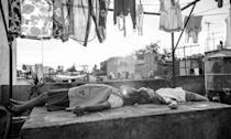 <p>A sumptuous black-and-white ode to the women who shaped his early life, this year's Journey Gala is <i>Roma</i>, Alfonso Cuarón's (<i>Gravity</i>, LFF 2013) chronicle of a year in the life of a middle-class family in Mexico City in the early 1970s. The film stars Yalita Aparicio, Marina de Tavira, and Diego Cortina Autrey. The film is already being touted for Oscar glory after debuting at Venice Film Festival. </p>