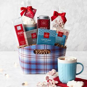 Hickory Farms Warm & Cozy Holiday Gift Basket
