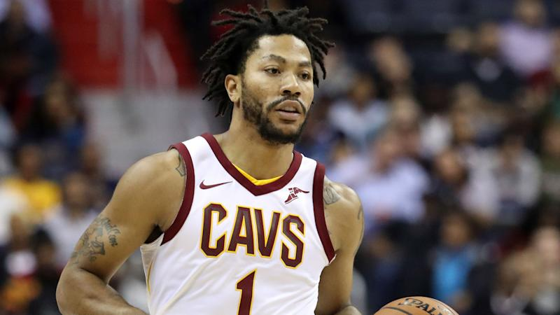 cdaa127290fa Derrick Rose lands with Minnesota Timberwolves