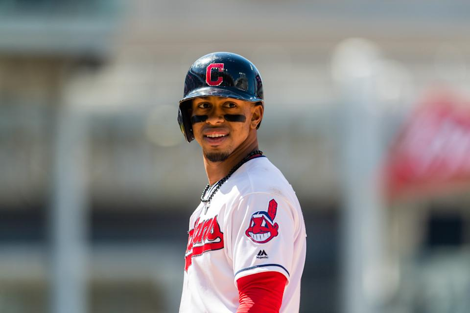 The Indians sidelined Chief Wahoo after 2018, but is a new name coming next? (Photo by Jason Miller/Getty Images)