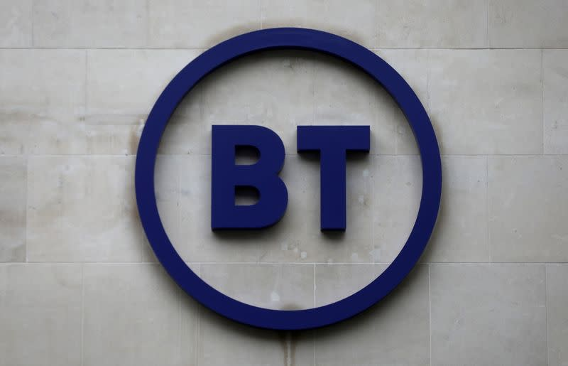 BT says its CEO has tested positive for COVID-19