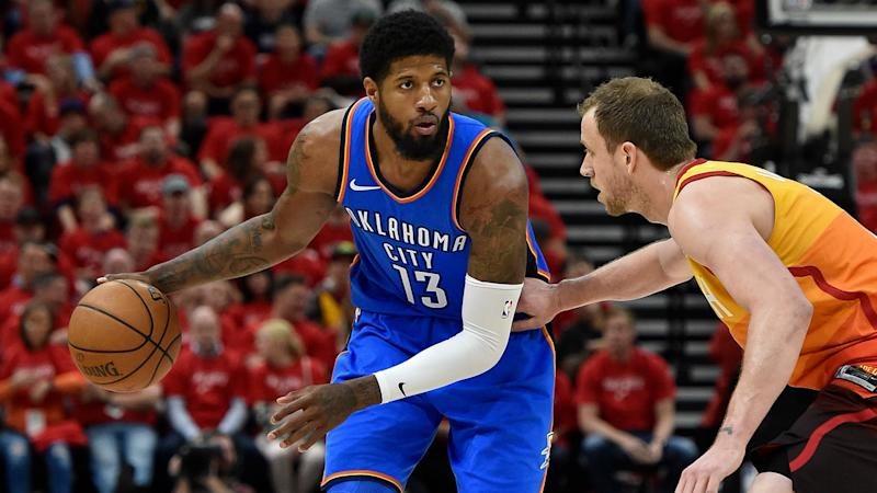 Not meeting angered Lakers — Thunder's George