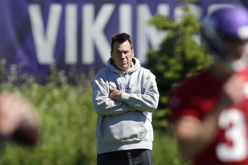 Vikings to name Gary Kubiak offensive coordinator