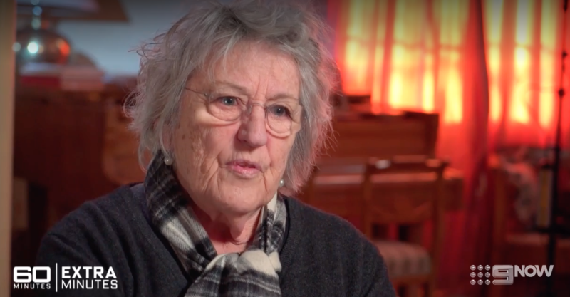 Germaine Greer on 60 Minutes