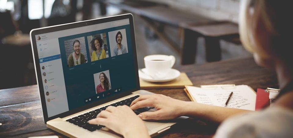"""<span class=""""caption"""">Exploring the unique capacities of online events, instead of trying to replicate in-person conventions, will yield the best results. </span> <span class=""""attribution""""><span class=""""source"""">(Shutterstock)</span></span>"""