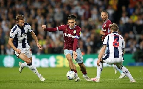 <span>Jack Grealish impressed as Villa reached the final</span> <span>Credit: PA </span>