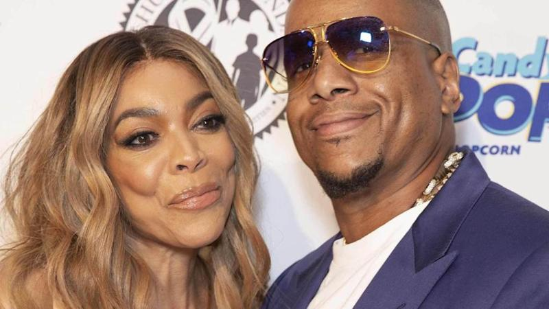 """<p>Wendy Williams' husband, Kevin Hunter, has accepted the fact he will no longer be an executive producer on her daytime talk show, but he won't be walking away empty handed as he negotiates a lucrative settlement in the divorce that will also include a severance package for exiting the TV show. Sources close to the […]</p> <p>The post <a rel=""""nofollow"""" rel=""""nofollow"""" href=""""https://theblast.com/wendy-williams-kevin-hunter-multi-million-settlement-talk-show-exit/"""">Wendy Williams' Husband Negotiating Multi-Million Dollar Settlement in Divorce, Including Talk Show Exit</a> appeared first on <a rel=""""nofollow"""" rel=""""nofollow"""" href=""""https://theblast.com"""">The Blast</a>.</p>"""