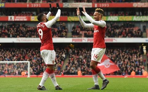 Take a glance at Arsenal's recent form and you would be forgiven for wondering whether anything really was wrong. Before Sunday's loss at Newcastle there was the late rescued draw at CSKA Moscow, and prior to that Arsene Wenger's men had won six games on the bounce. Pierre-Emerick Aubameyang has hit some form, Aaron Ramsey is back to something approaching his free-roaming best and Danny Welbeck has at least temporarily overcome his persistent injury problems. But there is a truth in there, masked by the fact that Arsenal played - and won - five home games in a row. On the road, it has been a different story. Europa League wins at fallen giants AC Milan and Swedish minnows are Arsenal's only away wins in all competitions in 2018. In the league, they have lost every away game this year. Astonishingly, Arsenal are the only team in the top four tiers of English football who have yet to register a single point away from home this year. Away points in 2018 And it gets worse. This is the first time since December 1984 that Arsenal have lost five successive away league games. Sunday saw their 11th away defeat in the league this season, their joint-worst tally under Wenger. Arsenal have now dropped 14 points from winning positions away from home, which is the most in the Premier League this season. And Arsenal are three points closer to West Brom at the bottom of the table than they are to Manchester City at the top. Points dropped from winning positions away from home There is the important caveat that Wenger is focusing his efforts on winning the Europa League, Arsenal's only remaining route back into the Champions League. It was around this time last season that Manchester United went five games without a league win and finally fell away from the top four, but it worked out elsewhere, as they won the Europa League. With a tough semi-final draw against Atletico Madrid and all of their eggs in that basket, Wenger could have done with turning a fairly comfortable 1-0 lead at St James' Park into a first away win in months, if only to maintain the momentum of those recent wins. Using these games does indeed seem like a good chance to give youngsters like Joe Willock a chance, as Wenger did on Sunday, and you can see the reasoning in resting Mesut Ozil and Hector Bellerin. But it was still important to arrest this slide. There have been ongoing problems away from home for months now, with bright starts rarely built upon like they are at the Emirates. Momentum matters At home, Arsenal seem able to gather momentum in a way they cannot on the road. The team is buoyed by something as insignificant as a half-chance, and once they get going they are hard to stop. The 2-2 draw with Chelsea is the only league game this season they have scored first at home and failed to win. Arsenal scored three goals in the final 15 minutes against Stoke recently - which is typical of them at home Credit: Getty images Arsenal score in waves at home. In nine of their 17 league games at the Emirates this season Arsenal have scored twice or more in the space of 10 minutes. They have scored three in the space of 15 minutes on five separate occasions. Away from home, meanwhile, they have scored more than one goal only twice - in the 5-2 win at Everton and the 3-2 win at Crystal Palace. They simply don't build on positives in the same manner. Alexandre Lacazette's opening goal at Newcastle on Sunday suggested there could be life in his partnership with Aubameyang, but there was no onslaught after going ahead. Instead they retreated, inviting pressure that a central defence of Shkodran Mustafi and Rob Holding could not withstand. No joy on the break Opportunities arose on the counter, but that remains an aspect of their game that seemingly isn't trained. Arsenal are one of five teams who have not scored a single counter-attacking goal this season, along with Swansea, Burnley, Bournemouth and Brighton. Arsenal, though, with plenty of pace and passing ability in their ranks, have had more shots from counter-attacking situations than all four of those teams combined. Counter-attacking goals Counter-attacks, especially away from home, provide the chances to kills games off once you go ahead. The instructions under Wenger seem to be to simply continue as before, even when the complexion of a game is palpably changed by the first goal. Psychological issues Is there a problem with the psychology of Arsenal's players? Arsenal fell to pieces at Newcastle after Lacazette's early goal Credit: Getty images There was a time when a physical approach and red-hot atmosphere was needed to wrestle a win from Arsenal. On Sunday, however, it wasn't as though St James' Park was rocking and the visiting players cowered under immense pressure. It ended up a run-of-the-mill win that Newcastle didn't even have to work that had for. Arsenal's players went into themselves once they were ahead, losing any swagger they had shown earlier on, and as soon as Newcastle had a sniff, Arsenal withered. It was a similar story to defeats at Bournemouth and Swansea back in January. There's no doubt that Arsenal's squad is no longer good enough and improvements are needed across the pitch, but the team that played on Sunday included four players signed for more than £30m and a host of internationals. They still had more than enough to hold onto their lead. This is a side which amounts to far less than the sum of its parts.