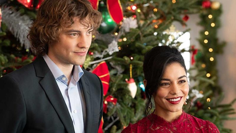 Vanessa Hudgens Finds a Little Magic in 'The Knight Before Christmas'