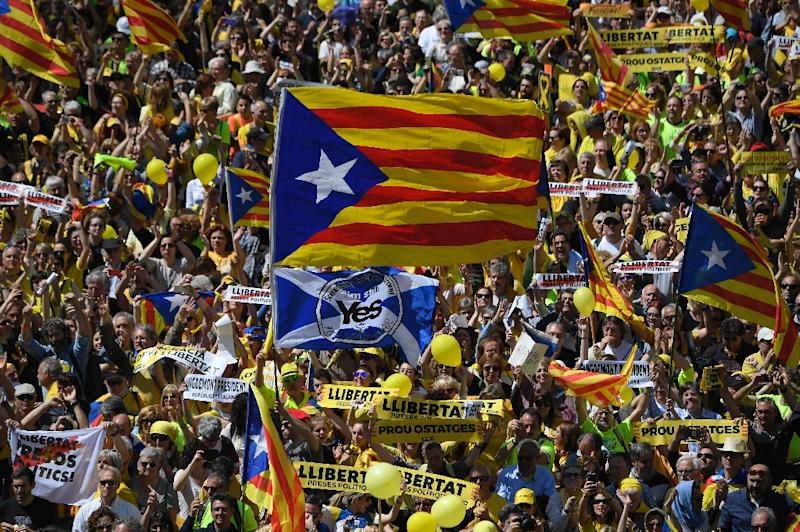 Catalonia has a population of some 7.5 million and accounts for one fifth of the Spanish economy