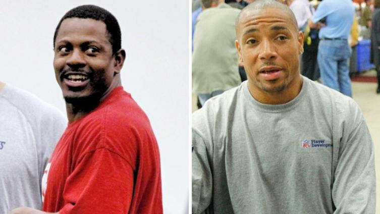Patriots HOFers Brown, Harrison back on the field in Foxboro this week when training camp begins