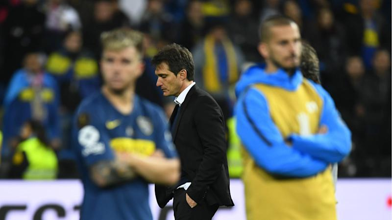 Guillermo Barros Schelotto River Boca Final Copa Libertadores 13122018